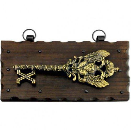Ключница настенная ключ Орел KL-841-B