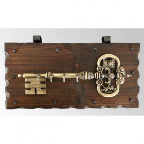 Ключница настенная зол. KL-840-B