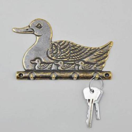 Ключница утка AL80-311-ANT