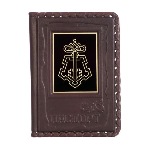 Обложка для паспорта Вневедомственная охрана-1 009-50-35А