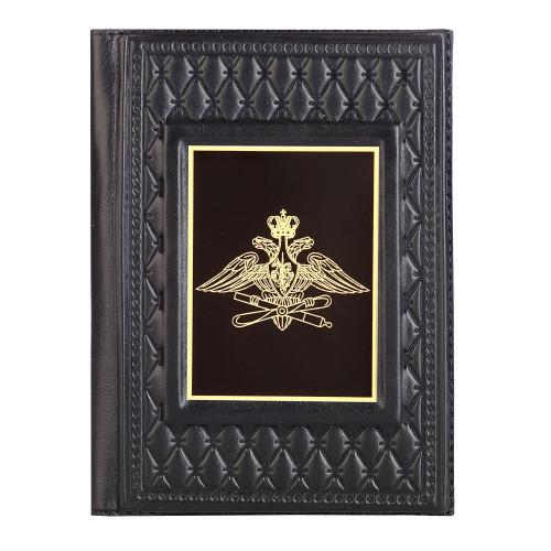 Обложка для паспорта ВКС РФ черн. 009-50-26А