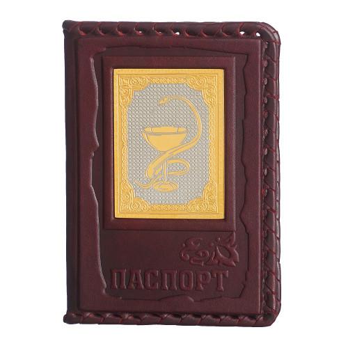 Обложка для паспорта Медик 009-14-04А