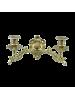 Канделябр настенный на 2 свечи AL-82-259
