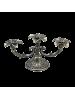 Подсвечник на 3 свечи AL80-379-ANT