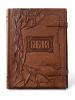 Библия с клапаном, золотой обрез 002 (кз)
