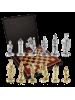 Шахматы Византийская Империя малые красн. MP-S-1-20-RED