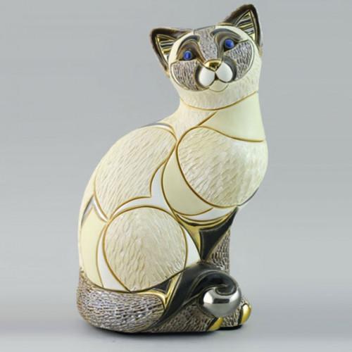Статуэтка Кошка Сиамская DR-1016