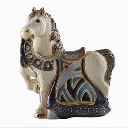 Статуэтка Конь королевский синий DR-SW016B