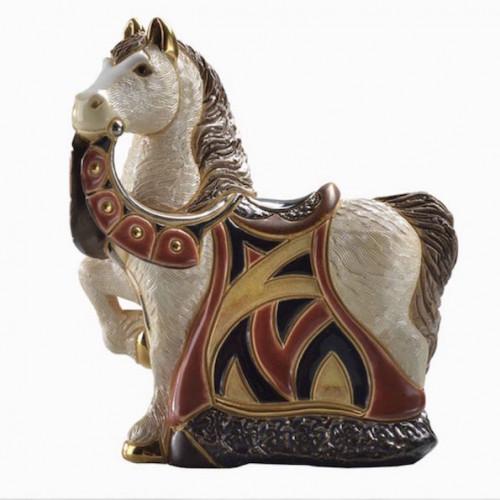 Статуэтка Конь королевский красный DR-SW016R